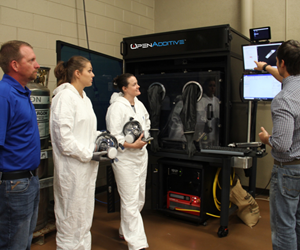 Somerset Community College Offers Metal AM Technology Training