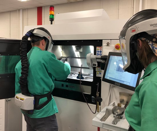 Lessons About Metal Additive Manufacturing from a Hands-on Class