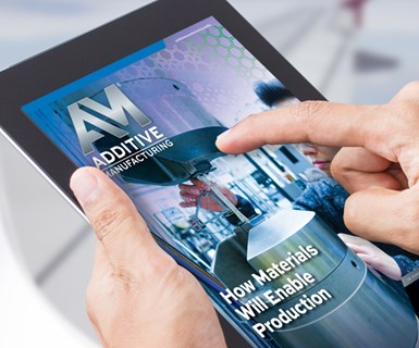 September 2019 issue of Additive Manufacturing magazine