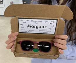 "These 3D Printed Glasses Are Designed to ""Solve"" Kids' Eyewear"