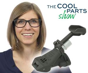 3D Printed Plastic Replaces Metal: The Cool Parts Show S1E3