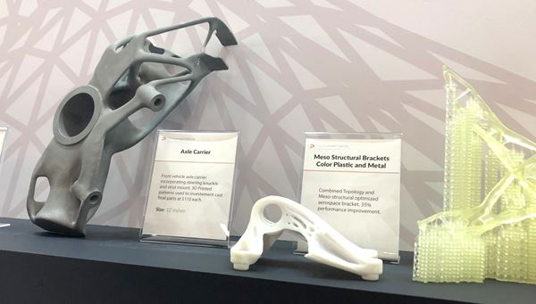 Formnext 2019 Emphasizes Complete Additive Manufacturing Process Chain — Well Beyond 3D Printing image