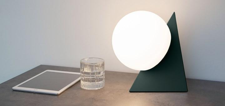 Gantri 3D printed lamp