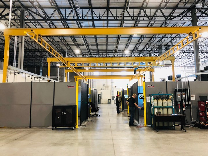Lincoln Electric Additive Solutions