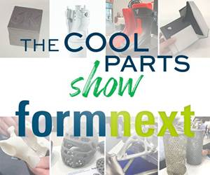 8 Cool Parts from Formnext 2019: The Cool Parts Show Special Edition