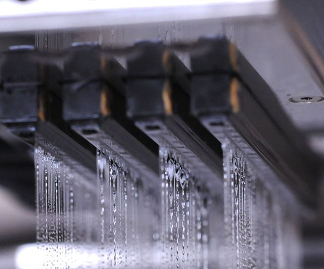 binder jetting printhead