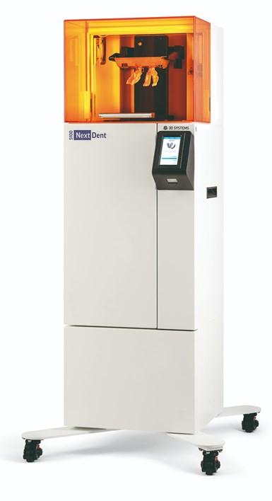 NextDent 5100 from 3D Systems