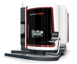 DMG MORI's Lasertec 125 3D Hybrid