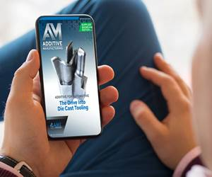 The Reach of Additive Manufacturing in Latest 2019 Issue