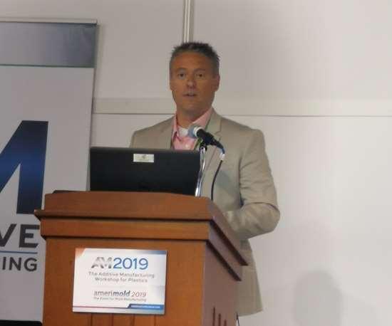 AM Conference Plastics Amerimold 2019