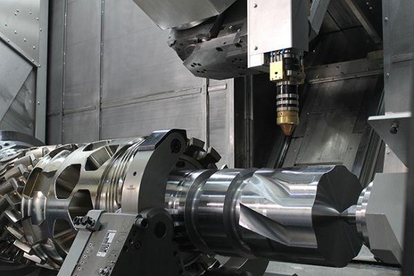Laser M80 Millturn Hybrid