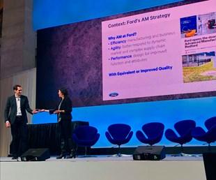 Ellen Lee, Ph.D., Additive Manufacturing Technical Leader, Ford Motor Company; Paul Dilaura, Vice President, Enterprise Partnerships, Carbon