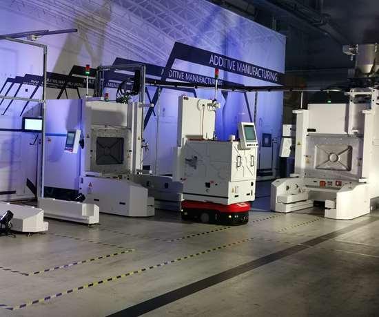 NextGenAM production plant