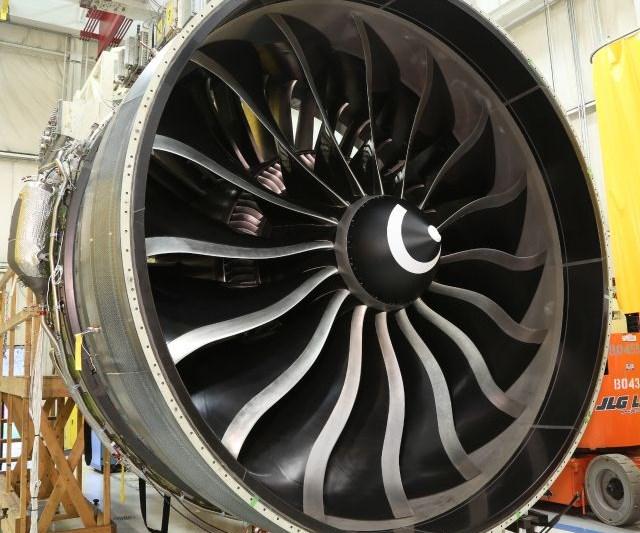 GE9X engine, Boeing 777X