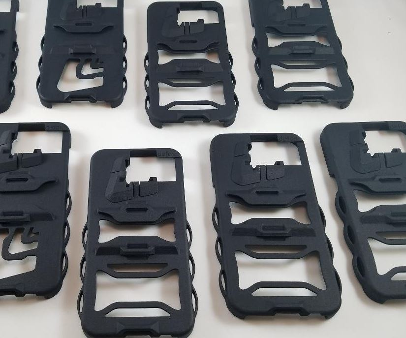 3D printed Periscope Cases for different phone models