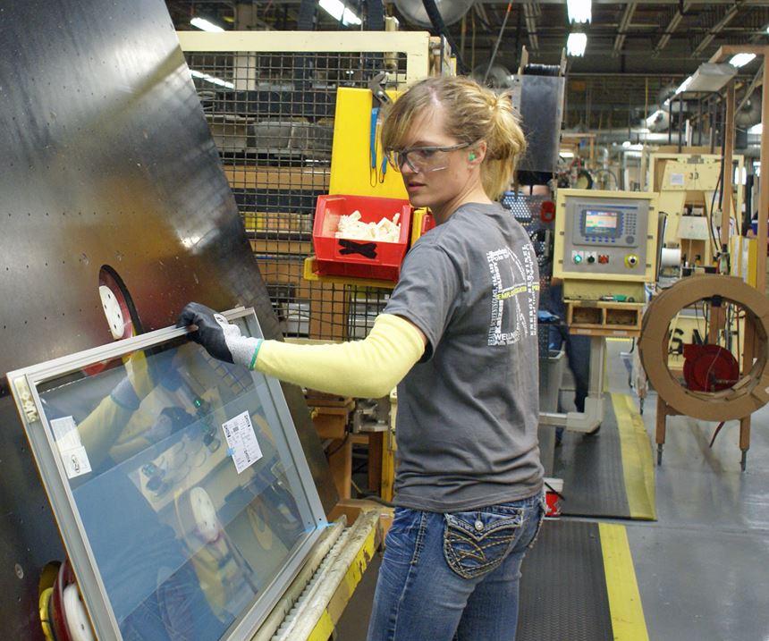 Manufacturing at Pella