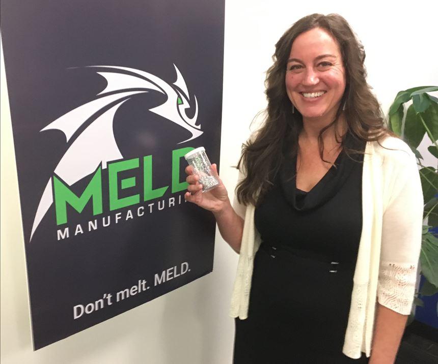 nanci hardwick of MELD manufacturing