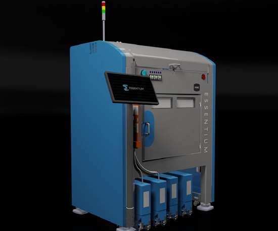 Essentium's HSE 3D printer