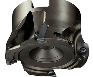 SandvikCoroMill 390 milling cutter made using additive manufacturing