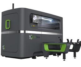 ExOne X1 160Pro binder jetting machine