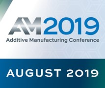 Additive Manufacturing Conference + Expo 2019
