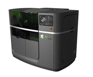ExOne's X1 25Pro system