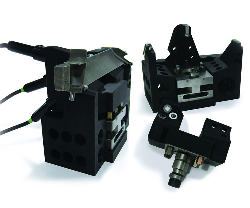 Blue Photon workholding system