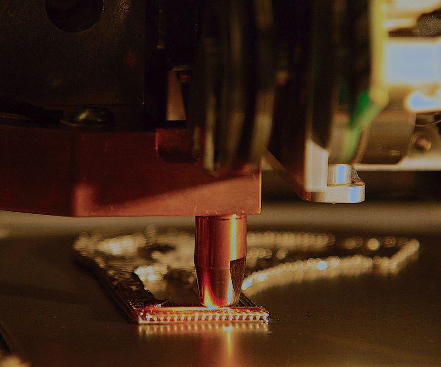 Joule 3D printing