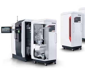 DMG MORI Lasertec 12 SLM machine.