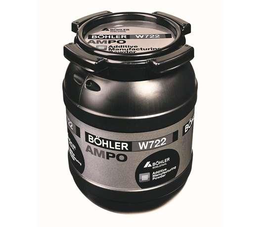 Bohler AMPO metal powder