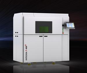 EOS North America's Integra P 400 3D printer.
