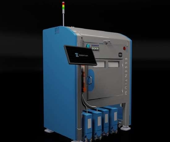 Essentium's High Speed Extrusion (HSE) platform