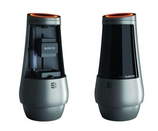 Sisma Everes 3d printers