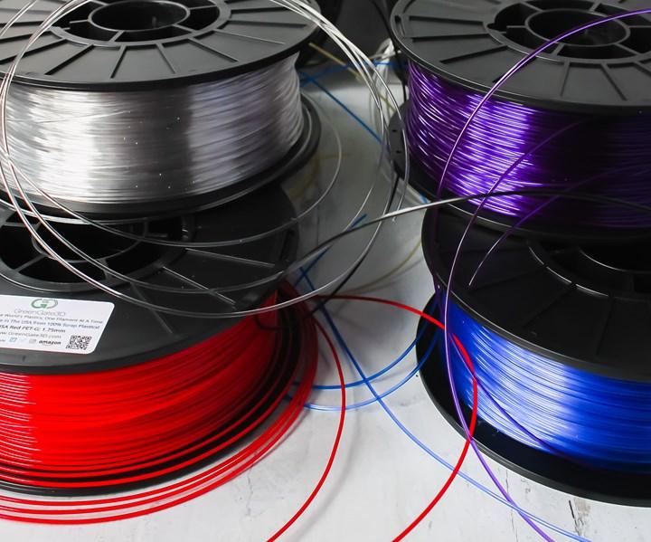 GreenGate3D PETG 3D printing filament