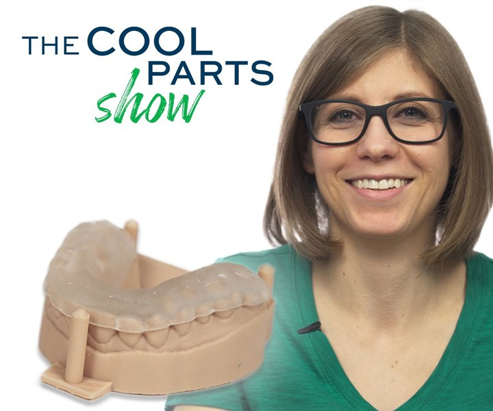 stephanie Hendrixson, additive manufacturing media, the cool parts show ,spectrum dental