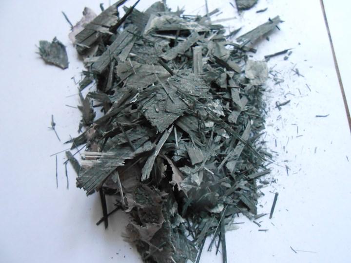 raw carbon fiber