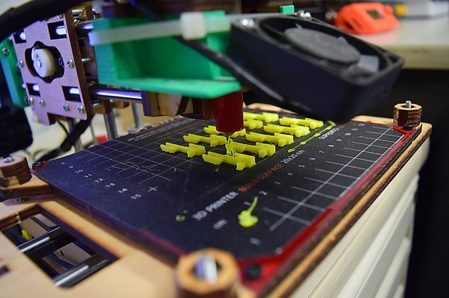 3d printed fasteners