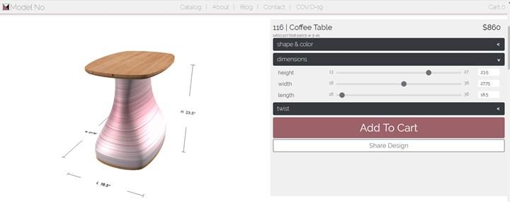 Model No. ordering
