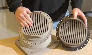 AM NASA engine component