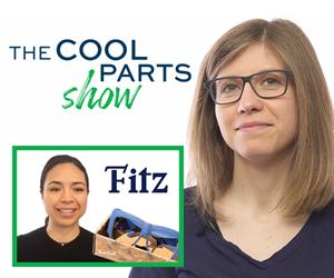 Stephanie Hendrixson, Additive Manufacturing Media, and Katie Bassett, Fitz Frames