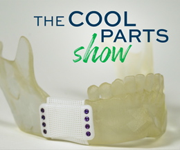 The Cool Parts Show 3D printed bioceramic implants Lithoz