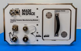 Made In Space Sends Ceramic Manufacturing Module to International Space Station