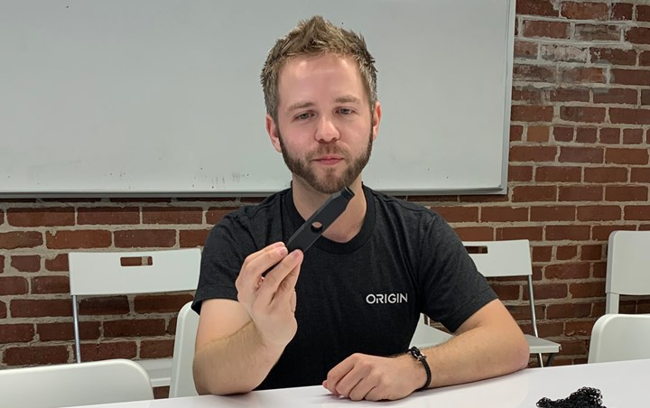 Chris Prucha, Co-Founder and CEO, Origin