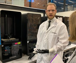 Senior Scientist Steve Kranz at Origin