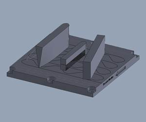 AM Helping AM: 3D Printed Build Plate Detects Build Failures