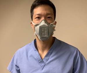 3D Printed Mask in Response to Coronavirus Crisis Passes Clinical Review — Multiplies Surgical Mask Stocks by 4X