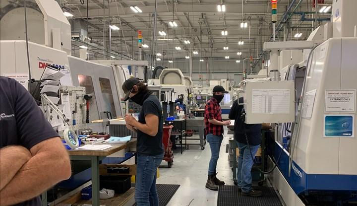 paragon medical production machining