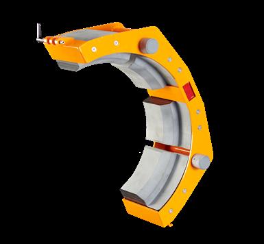 Satair Landing Gear Pads