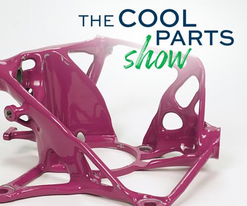 Generative Design Improves Micromobility FUV: The Cool Parts Show S3E3