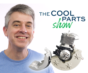 Drone Engine Replaces 13 Parts With 1: The Cool Parts Show Special Episode